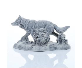 Волки, Лисы