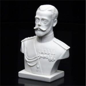 Бюст Николая II (2)