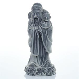 Конфуций с ребенком