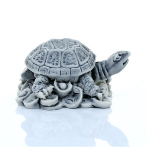 Черепаха на монетах 3