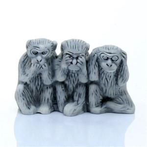 Три обезьяны (Самбики Сару)