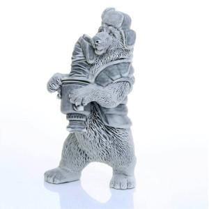 Медведь с самоваром