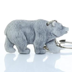 Медведь (вид сбоку) / брелок