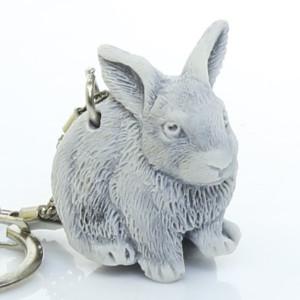 Кролик (барельеф) / брелок