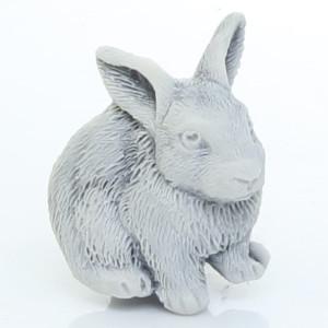 Кролик (барельеф) / магнит