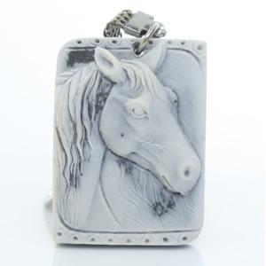 Голова лошади (барельеф) / брелок