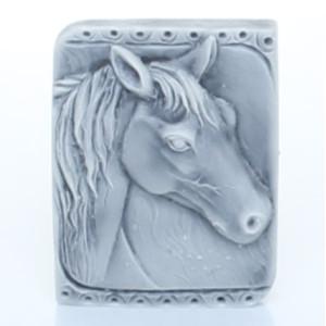 Голова лошади (барельеф) / магнит