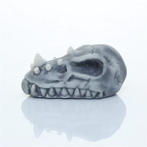 Череп дракона / магнит