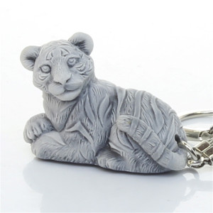 Тигр (Тигр лежит маленький) / брелок