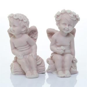 Ангелочки на бревнышке (2 вида)