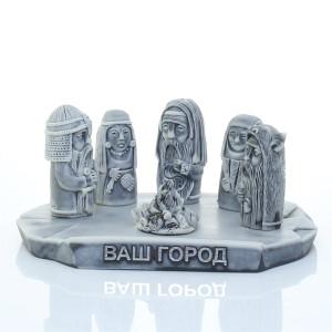 Пять богов у костра 1