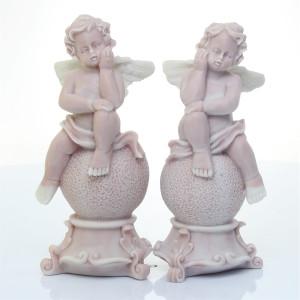 Ангелочек на шаре малый (2 вида)