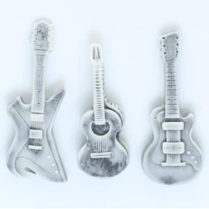 Гитара (3 вида) / магнит